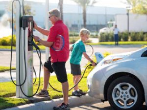 ev charger service